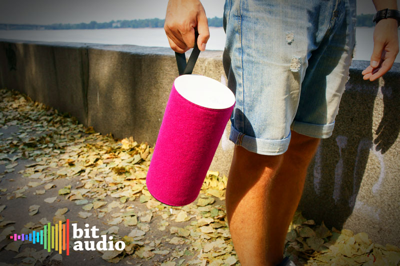 Обзор Libratone Airplay Speaker Zipp