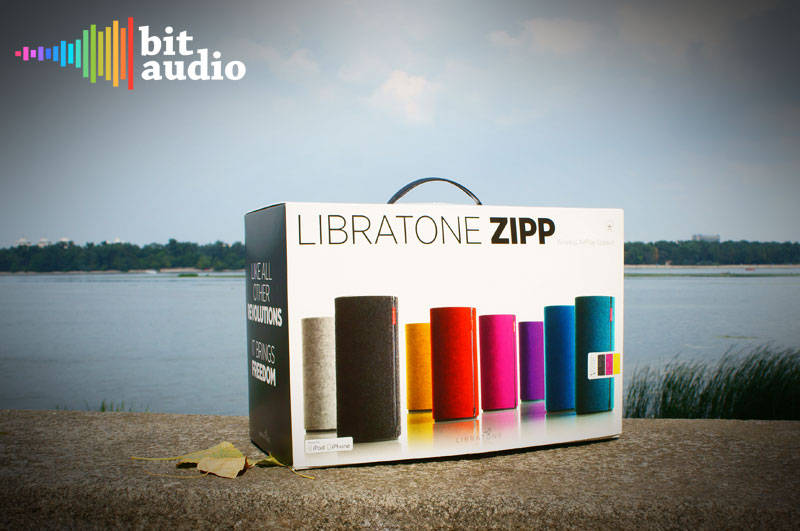 Обзор Libratone Airplay Speaker Zipp Classic Collection